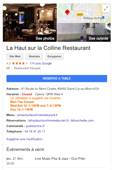 GMB-restaurant