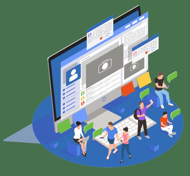 réseaux sociaux, optimisation SMO