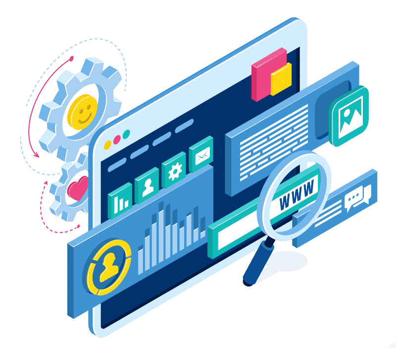 Création de site wordpress, vitrine, ecommerce, webdesign intégration