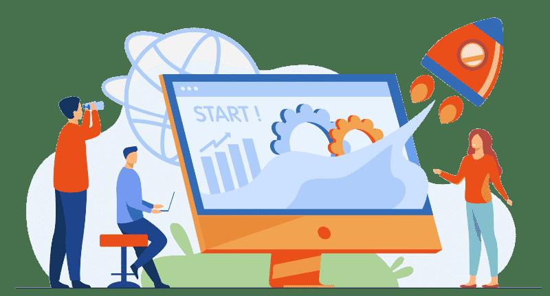 stratégie de contenu, stratégie web marketing, visibilité