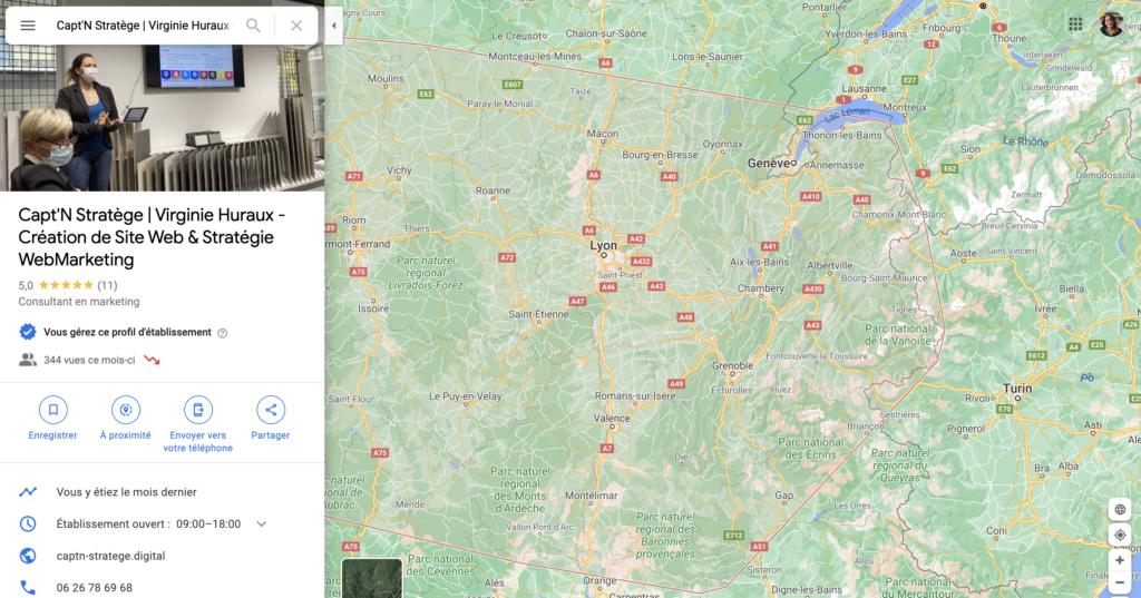 Consulting WebMarketing, SEO Création de site web Lyon et AIN